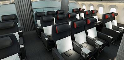 Air Canada Premium Economy