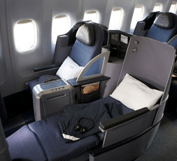United p.s. Business Class