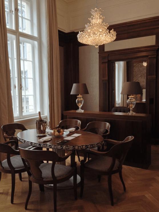 Park Hyatt Vienna - Ambassador Suite