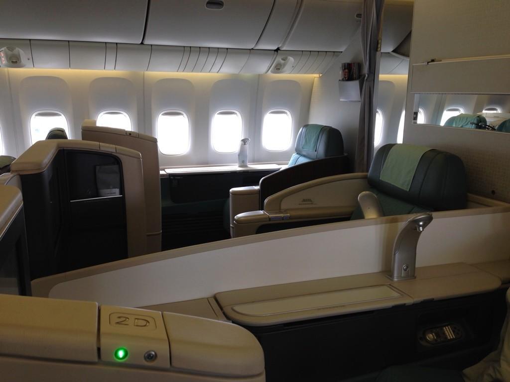Center Seats