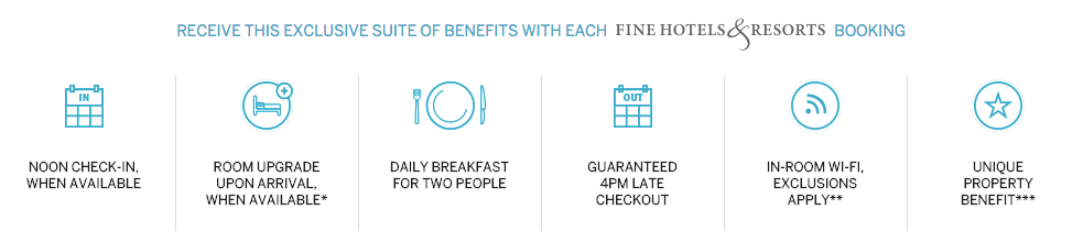 AMEX FHR Benefits