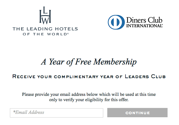 Free LHW Leader's Club Membership