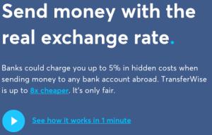 Transferwise Canada