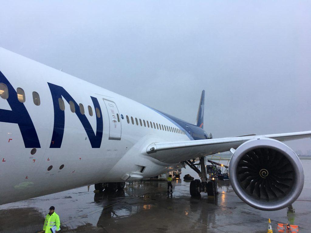 LAN Airlines 787