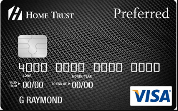Home Trust Preferred Visa Review