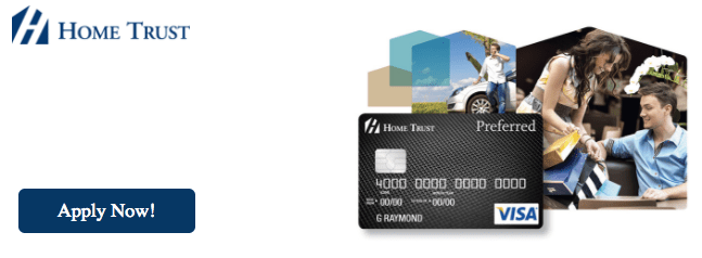 No Foreign Transaction Fee Credit Card - Home Trust Preferred Visa