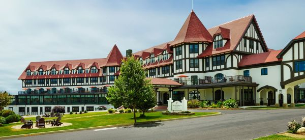 Marriott Hotel and Air Packages - Algonquin Resort (Source: Marriott)