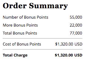Purchase Hyatt Points - 40% Bonus