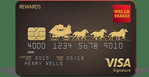 Wells Fargo 5x