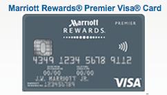 Chase Marriott Visa