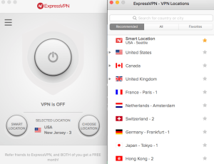 Best Travel VPN - ExpressVPN