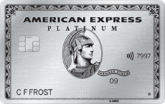 American Express Platinum - Metal Credit Card