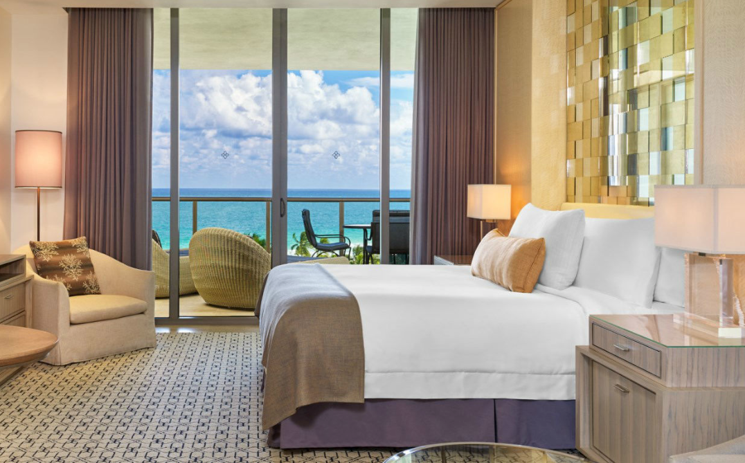 St. Regis Bal Harbour - Category 7 (Source: Starwood Hotels)