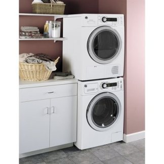 "24"" Space saving Washer & Dryer Set"