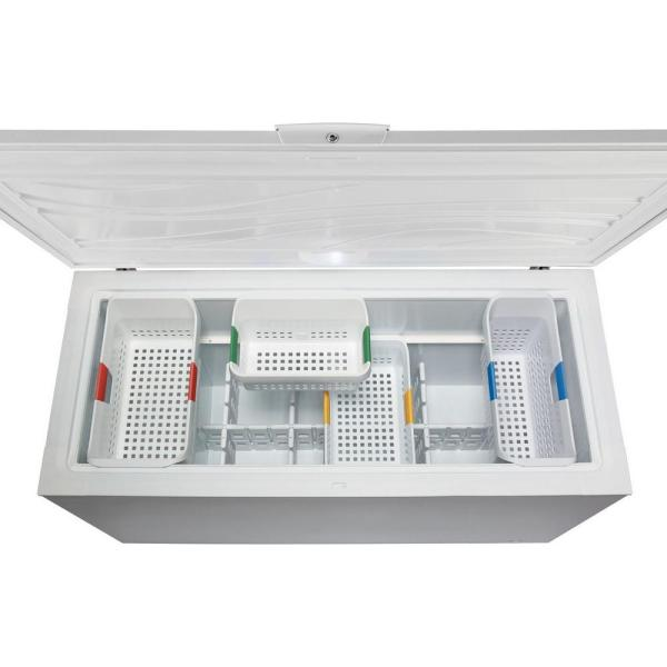 22 Cu. Ft. Chest Freezer - White FFFC22M6QW -1