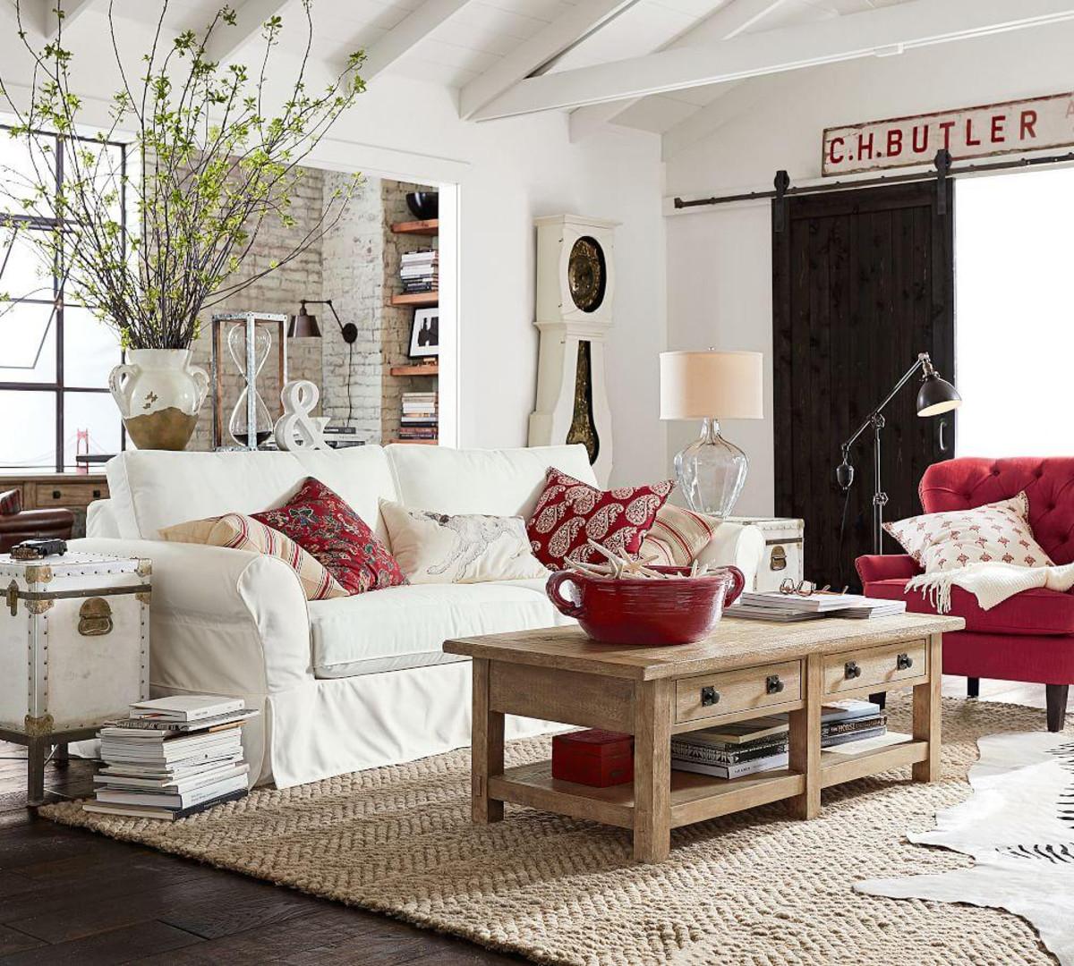 Rustic Decorating Ideas | Modern Rustic & Farmhouse Industrial on Farmhouse Decorating Ideas  id=53596