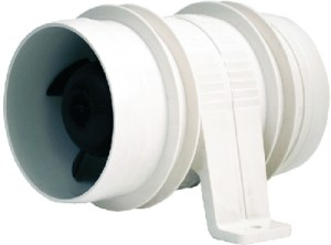 BLOWER-TURBO 4000 4 INCH WHITE