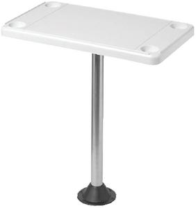 TABLE KIT-RECTANGULAR OFF-WHT