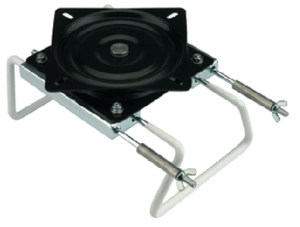 SWIVEL CLAMP SEAT ASSEMBLY