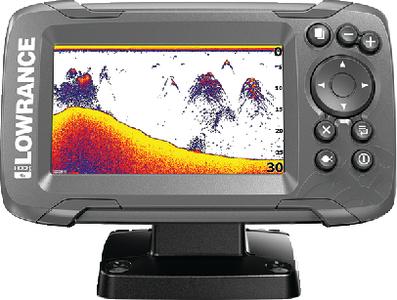 HOOK2-4X GPS BULLET SKIMMER