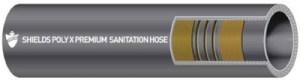 SANITATION HOSE 1IN X 12-1/2IN