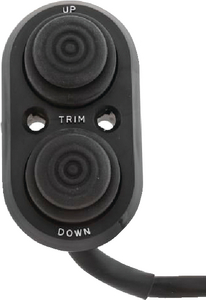 TRANSOM TRIM CONTROL SWITCH