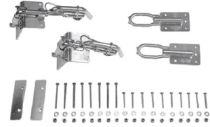DAVIT SET F/BOSTON WHAL