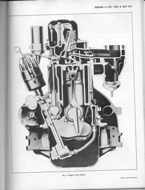 1960 235261 Engine Manual