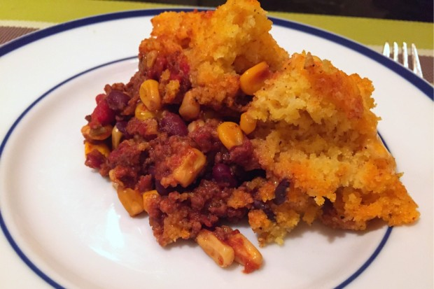 Tamale Pie - Easy Slow Cooker Meals