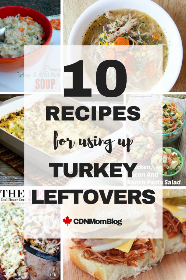 turkey leftovers