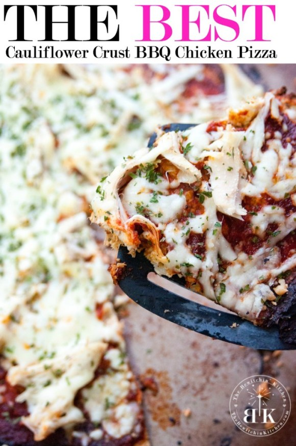 BBQ-Chicken-Cauliflower-Pizza-This-is-the-BEST-recipe-for-cauliflower-pizza-crust.-I-love-low-calorie-dinner-recipes-plus-a-bonus-recipe-for-paleo-bbq-sauce.-The-Bewitchin'-Kitchen-680x1024