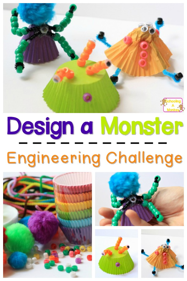 monster craft ideas 30 crafts and activities for canadian 2503