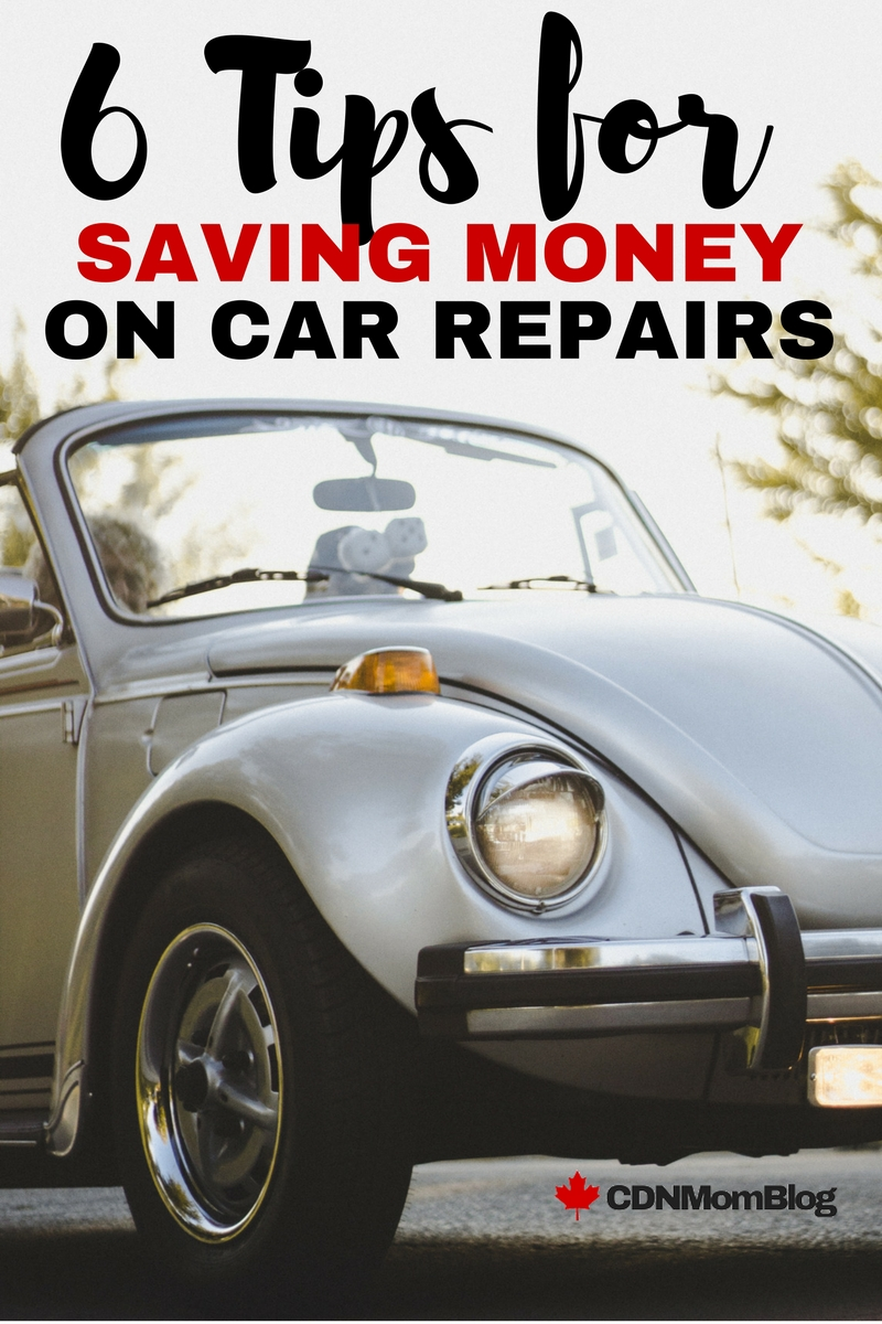 6 Tips for Saving Money on Car Repairs #CarsCom #ad
