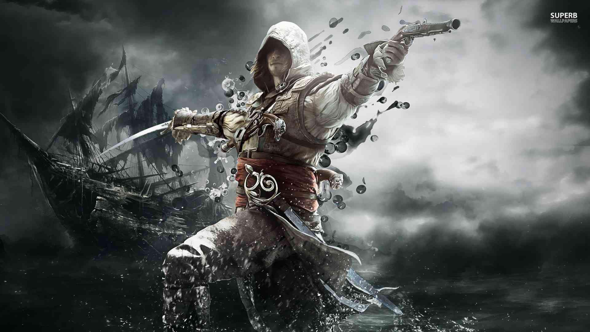 Canadian Online Gamers Edward Kenway