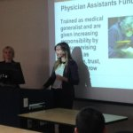 #PADayCA We are continuing talks to different programs in Faculty of Health Sciences to celebrate PA Day! @umanitoba