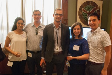 UofT PA students and new grads attending