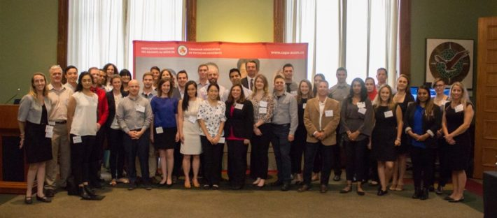 Ontario Physician Assistants from across the province gathered at the Legislative Assembly in Queen's Park, Toronto to discuss the PA profession with their MPPs.