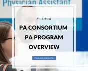 Physician Assistant Program course in University of Toronto