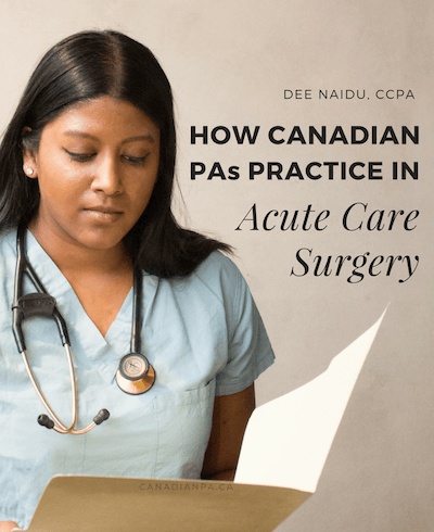 How Canadian Physician Assistants Practice in Acue Care Surgery 2 (1)