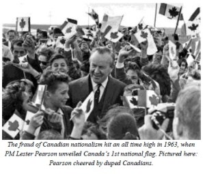 8-a-Lester Pearson and flag foolery