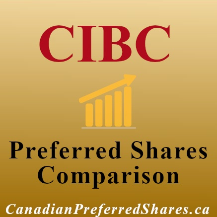 Rank CIBC Preferreds - canadianpreferredshares.ca