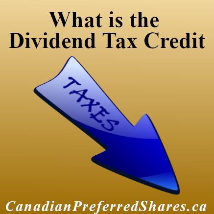 What is the Dividend Tax Credit