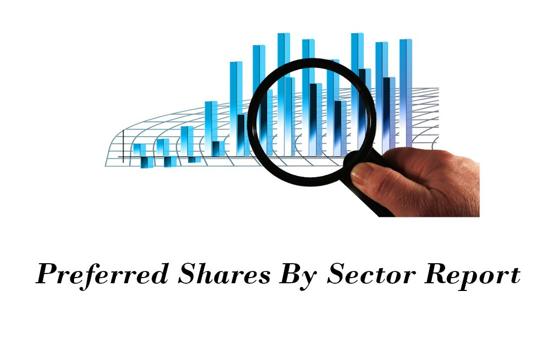 Preferred Shares By Sector Report
