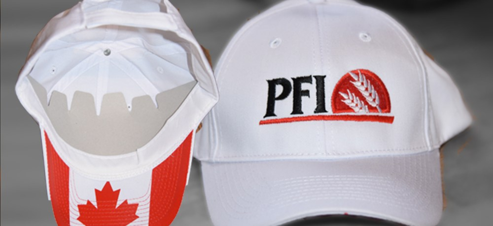Canada Hat With Your Logo $15.00