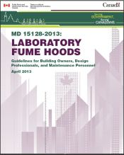 Canadian Government Fume Hood Specs