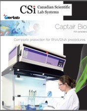 Captair Bio PCR Workstations