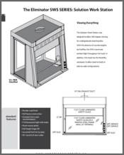 Eliminator SWS SERIES Solution Work Station