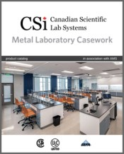 Metal Laboratory Casework Catalogue