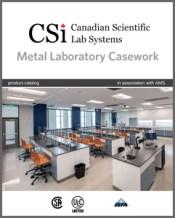 Metal Laboratory Casework Catalogue