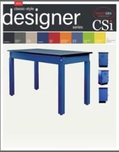 Classic-Style Designer Series Casework